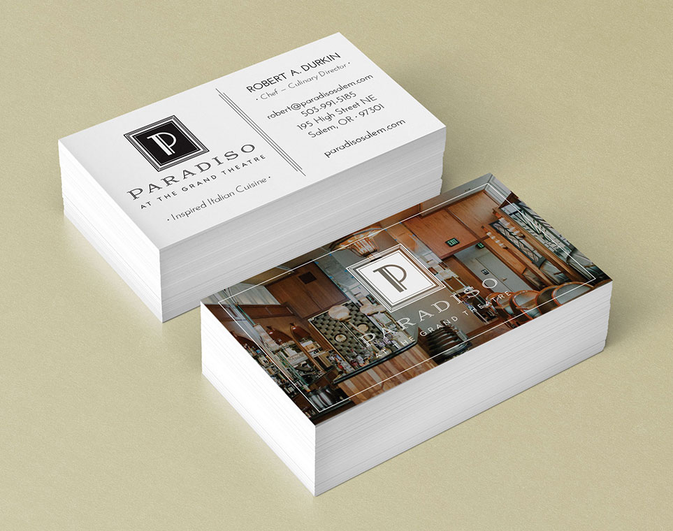 Business cards designpoint inc paradiso colourmoves