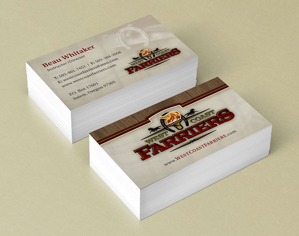 Business Cards Designpoint Inc