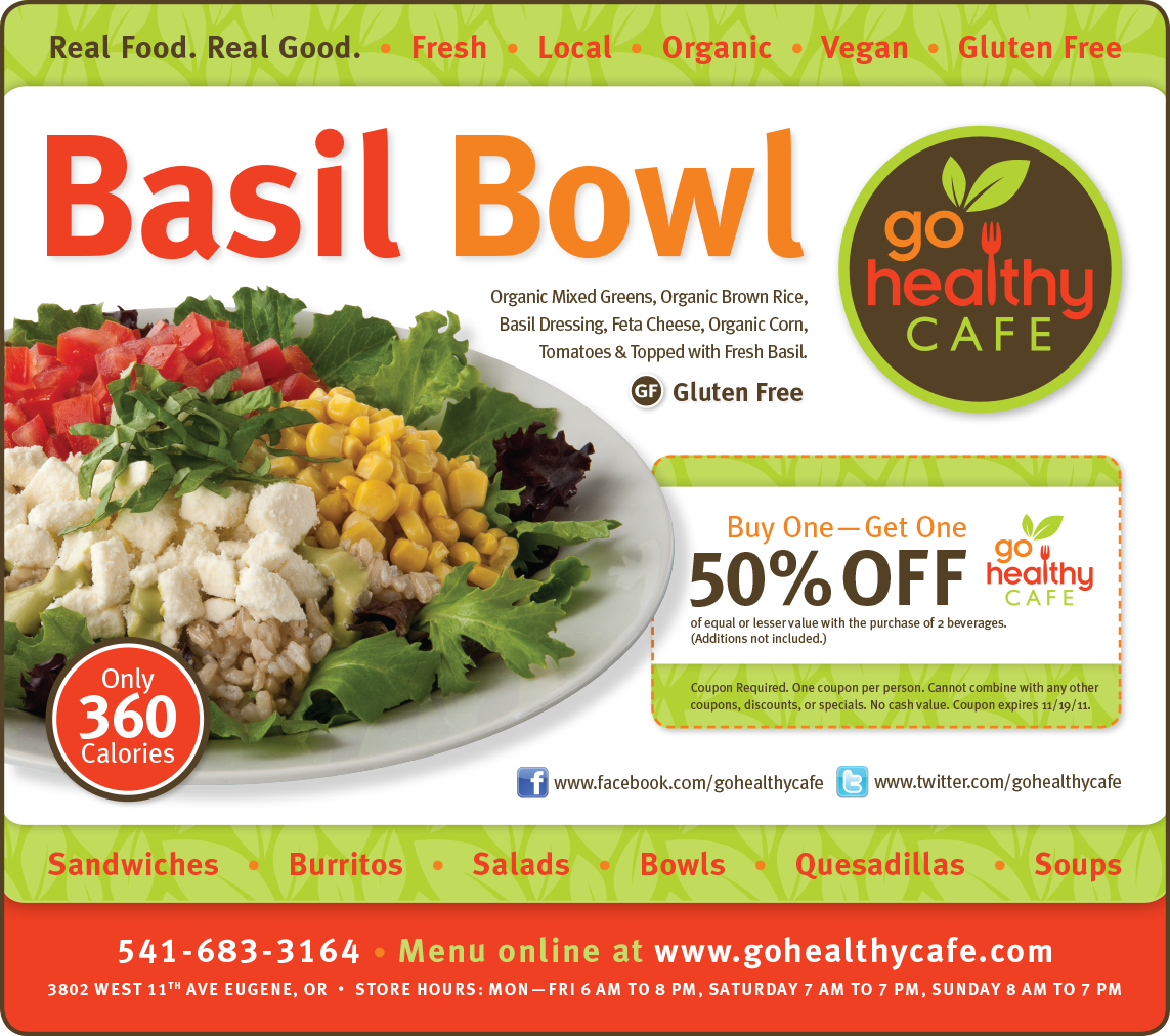 Go Healthy Cafe Designpoint Inc
